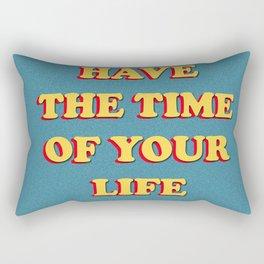 Harry Styles Sign Of The Times lyrics artwork Rectangular Pillow