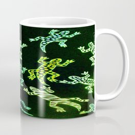 Lizards Coffee Mug