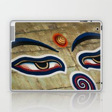 The Watchful One Laptop & iPad Skin