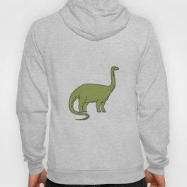 Brontosaurus Mono Line Hoody