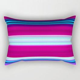 Stripes 37 Rectangular Pillow