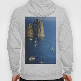 Capri, Amalphi Coast, Italy 7 Hoody