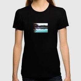 Mornings on the Lake T-shirt
