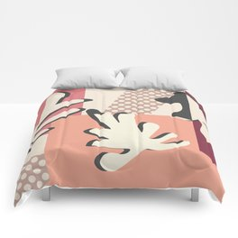 Finding Matisse pt.1 #society6 #abstract #art Comforters