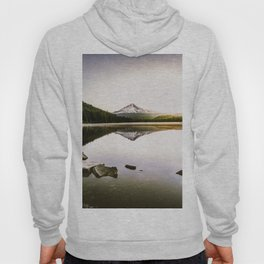 Fantastic Morning - Mount Hood Reflection Hoody