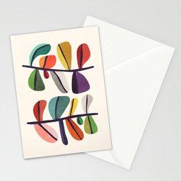 Plant specimens Stationery Cards
