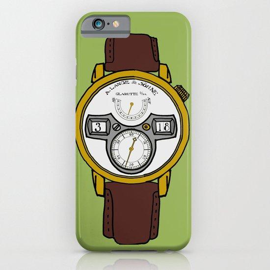 A. Lange iPhone & iPod Case