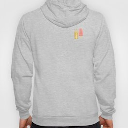 Popsicle Party Stripes Hoody