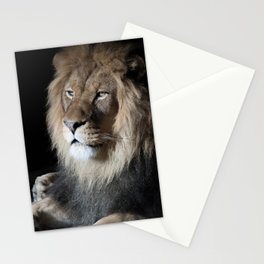 Portrait of a King Stationery Cards