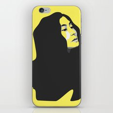 Yoko Ono - Pop Style iPhone & iPod Skin