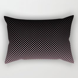 Halftone Rectangular Pillow