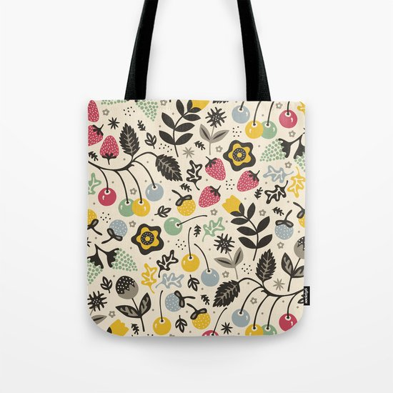 Very Berry Tote Bag
