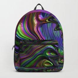 Fractal Melt Tall Backpack