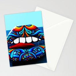 Rainbow Kiss Stationery Cards
