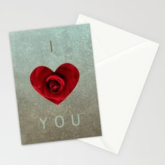ily Stationery Cards