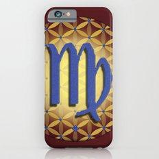 Flower of Life VIRGO Astrology Design iPhone 6s Slim Case