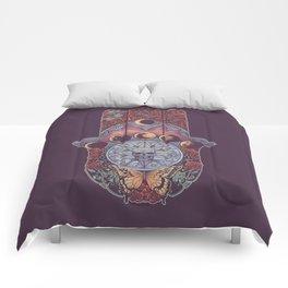 The Hand Comforters