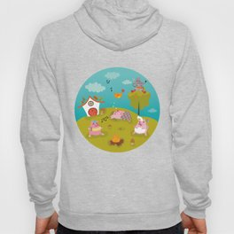 Three little PIG Hoody