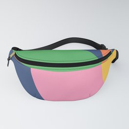 Abstract Geometric 16 Fanny Pack