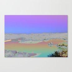 Chromascape 3: Cyprus Canvas Print