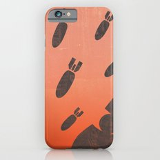 living with air strikes - an illustrated guide Slim Case iPhone 6s