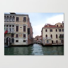 In love with Venice Canvas Print
