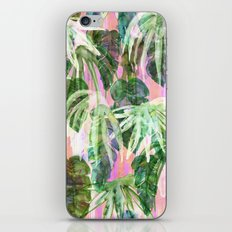 Lindsey Tropical pink iPhone & iPod Skin