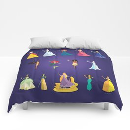 Origami - Follow Your Dreams Comforters