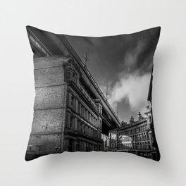 A Sense of Scale Throw Pillow