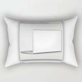 window_(computing) Rectangular Pillow