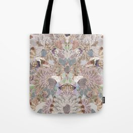 Pastel Powder Gems  Tote Bag