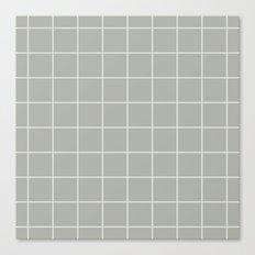 Grid Oyster Bay Canvas Print