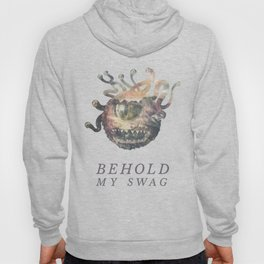Beholder (Typography) Hoody
