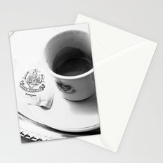 Coffee in Venice Stationery Cards