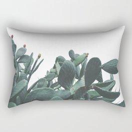 Fruit Cactus Desert Rectangular Pillow