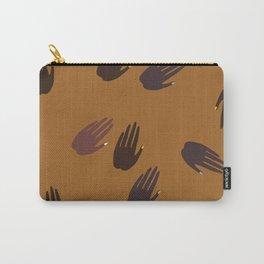 Melanin Hands Carry-All Pouch