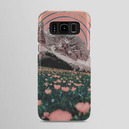 Pink Sunset Android Case