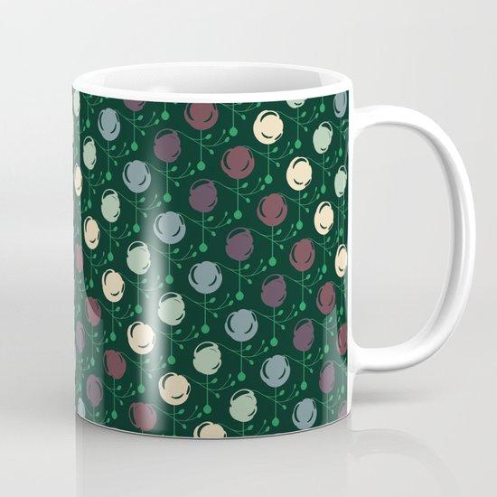 Forest Pattern Mug