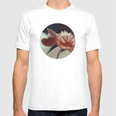 Flora Mens Fitted Tee White MEDIUM