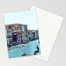 Along the Grand Canal Stationery Cards