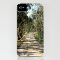 Along a dirt Road iPhone (4, 4s) Slim Case