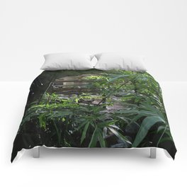 The Orchid Station Comforters