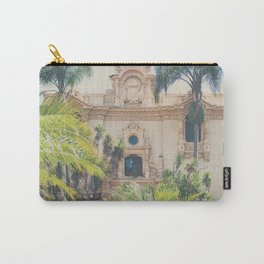 Balboa Park architecture ... Carry-All Pouch