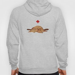 Eager Beavers Hoody