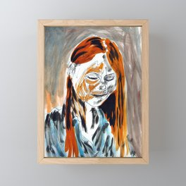 Turutum Framed Mini Art Print