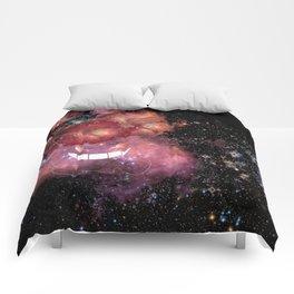 Space Gengar Comforters