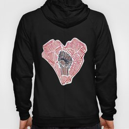 Untitled (Heart Fist) Hoody