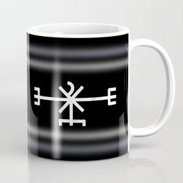 Icelandic Magical stave - Að unni  Coffee Mug