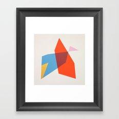 Abstract No. 7 Framed Art Print