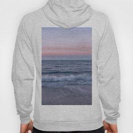 Pastel beach sunset Hoody